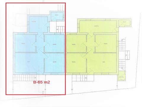 Zweifamilienhaus 2+1/2 Schlafzimmer