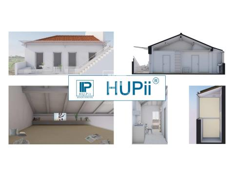 Semi-detached house T2+2 DUPLEX