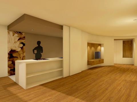 Appartamento con 3 camere da letto vicino alla metropolitana ea soli 10 minuti dal centro di Porto.