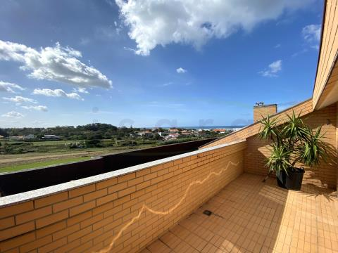 3 Bedroom Duplex Apartment with a Sea View.