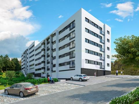 NEWLY BUILT 2 Bedroom Apartment 15min from the University Campus of S João;