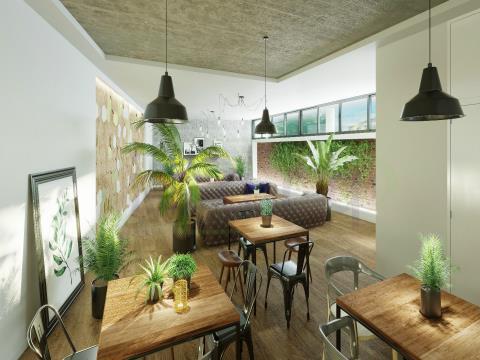 Apartamento T3 Fantástico com Varanda e Terraço, próximo do Metro
