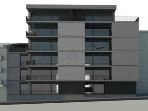 Apartamento T2 com excelente Varanda, no Centro da Maia e próximo do Metro