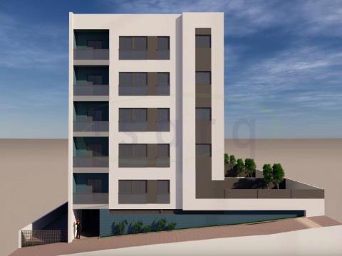 Apartamento T2 & T3  NUEVOS a 15 minutos del Campus Universitario de S João;