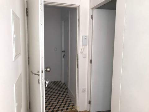 Apartamento T1 Baixa, novo