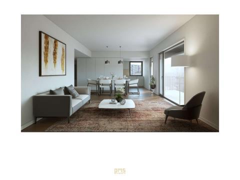apartamento T3 duplex Porto - Covelo