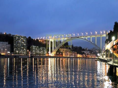 T3 Foz do Douro, Porto.