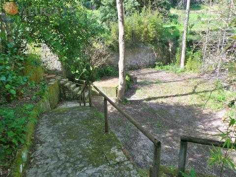 Ferme insérée dans le parc naturel de Sintra, composée de 2 maisons et 2 400 m² de terrain