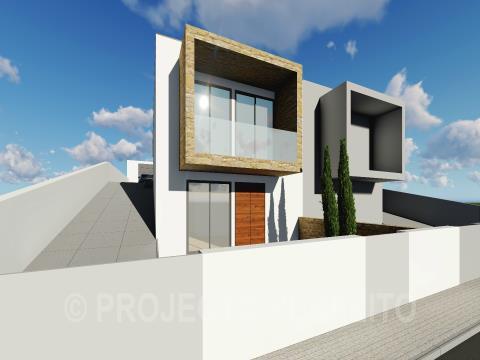 Terreno + Construção de moradia T3