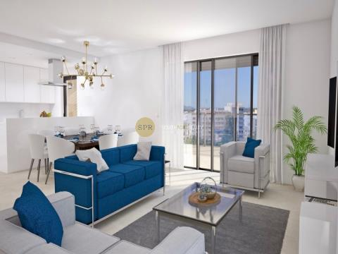 Luxury 3 bedroom apartment, Algarve, Portimão