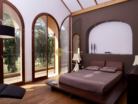Luxury detached house in Penina