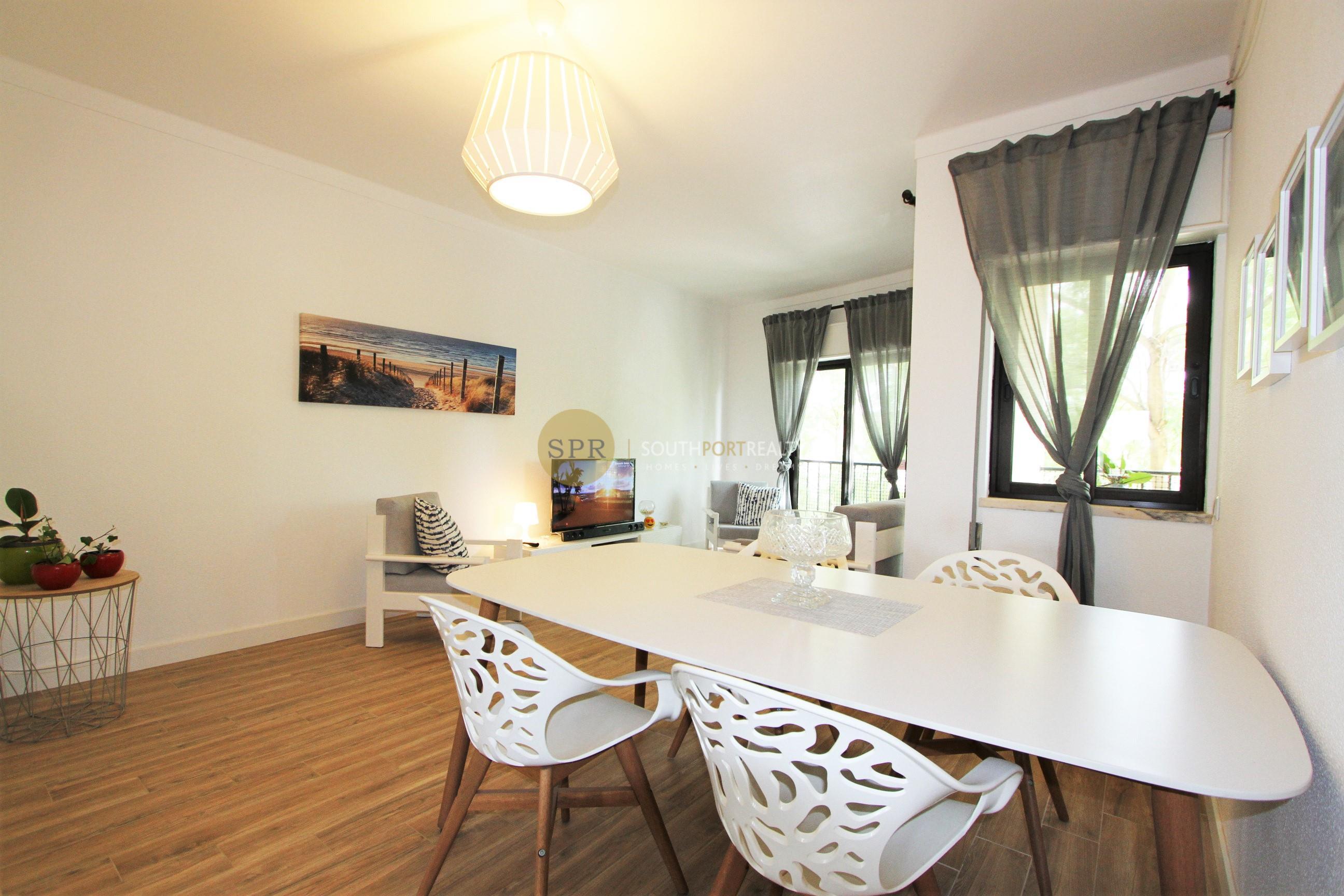 Excelente apartamento T2 em Alvor