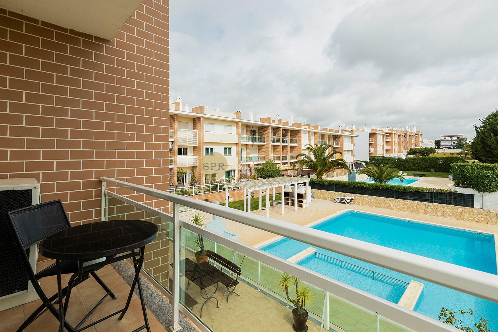 Excellent 3 bedroom apartment in Alvor