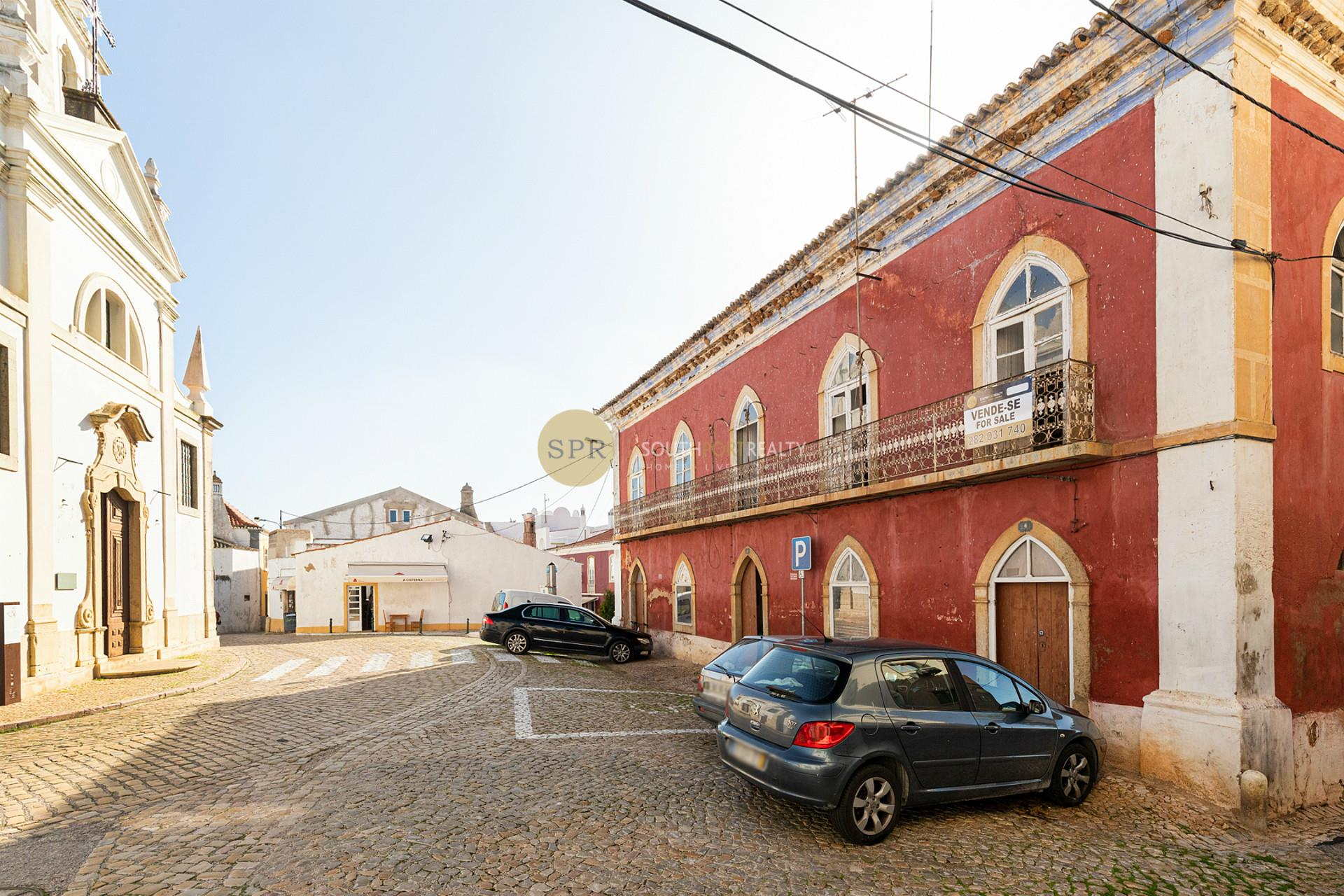 Manor House in Alcantarilha 11 bedrooms