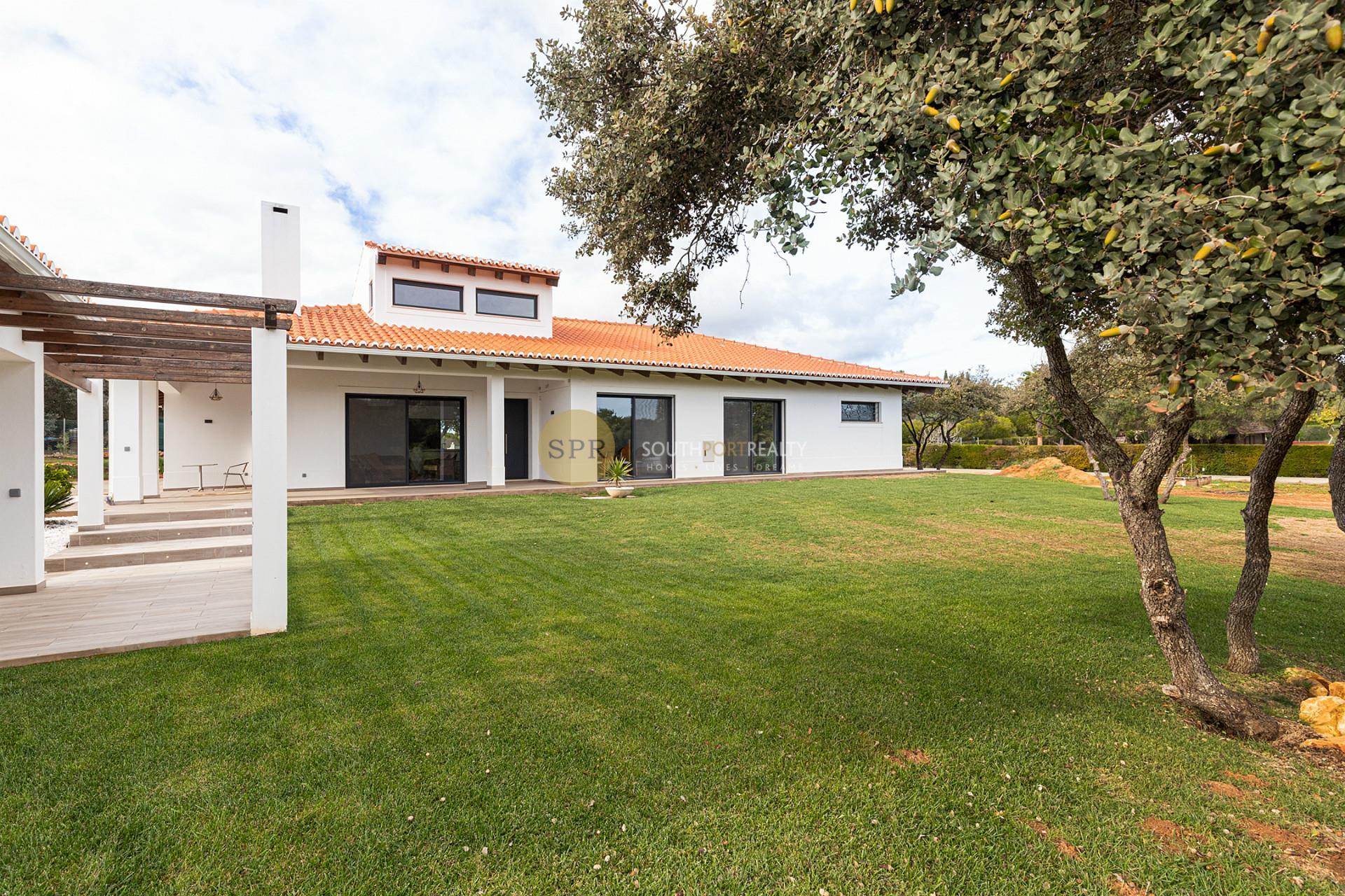 Detached single storey Villa in Monte Judeu