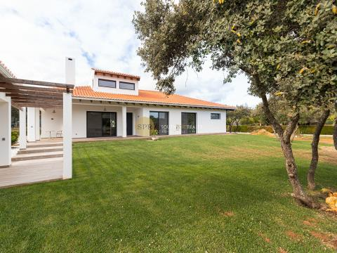 Detached single storey Villa in Monte Judeu