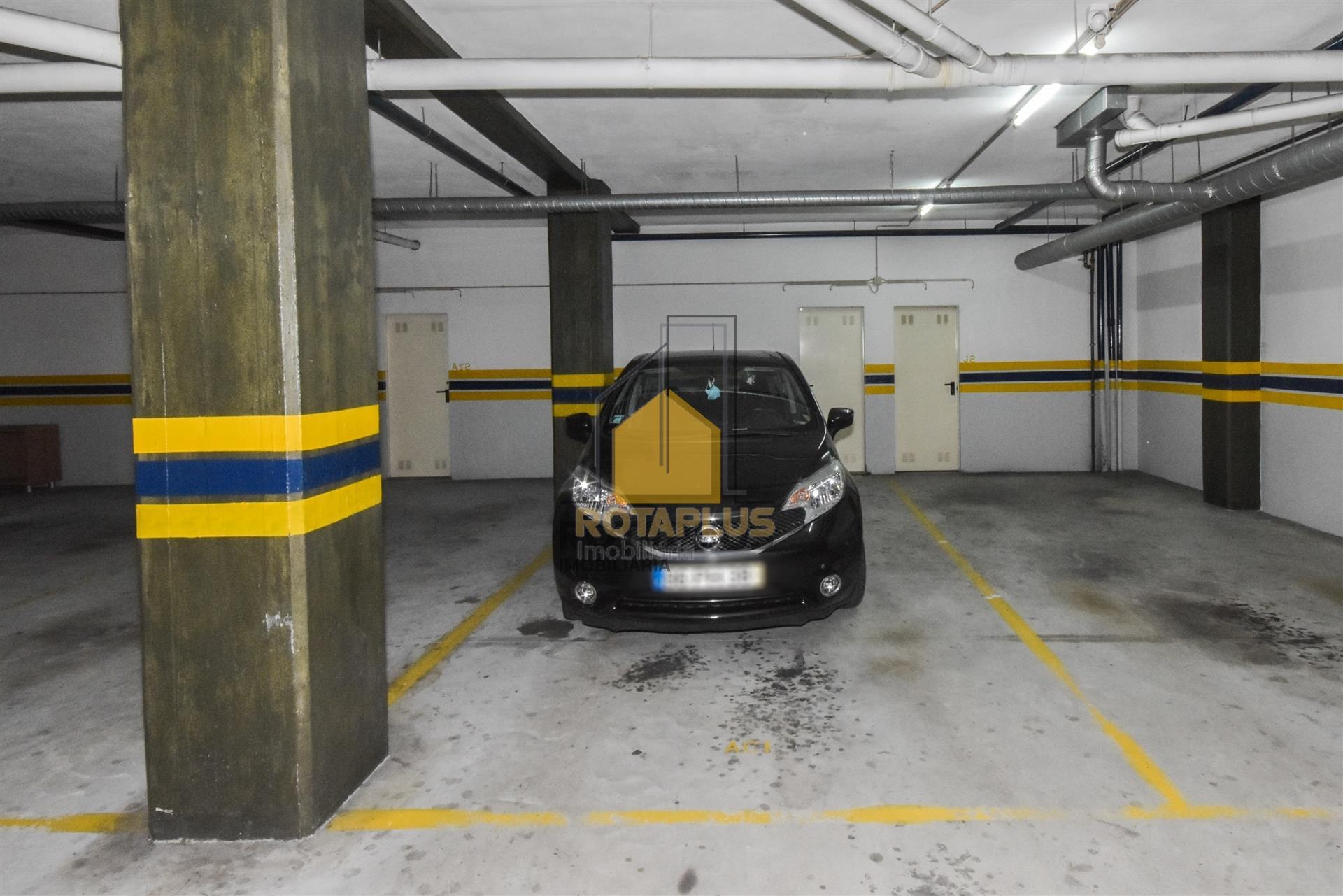 Lugar de garagem