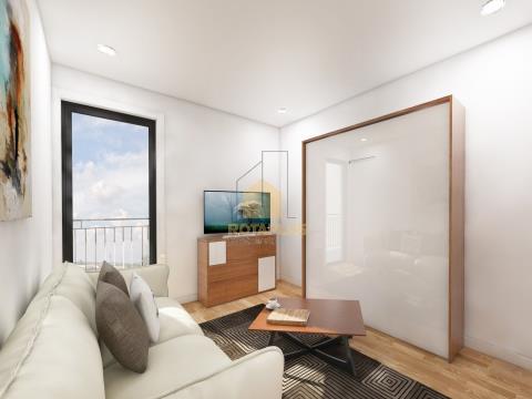 Apartamento T1 com Terraço Porto de Leixões