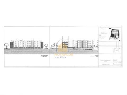 TERRENO PARA CONSTRUÇÃO EM ALTURA NA AREOSA