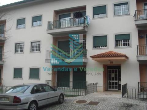 2 bedroom apartment with garage Lousã