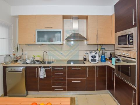 3 bedroom apartment with parking and storage Torres Novas