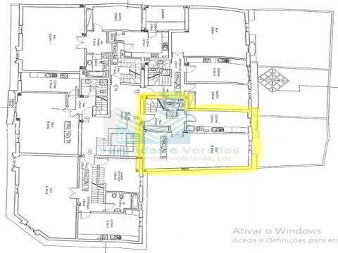 Apartamento T2 Duplex - Torres Novas