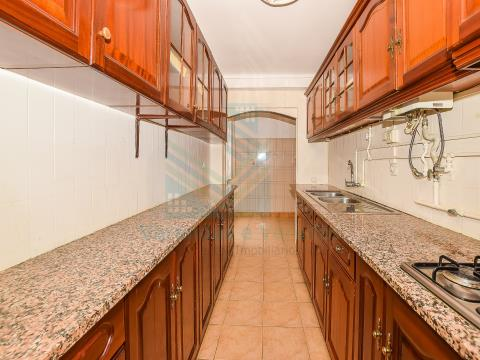 3 bedroom apartment with terrace in Torres Novas