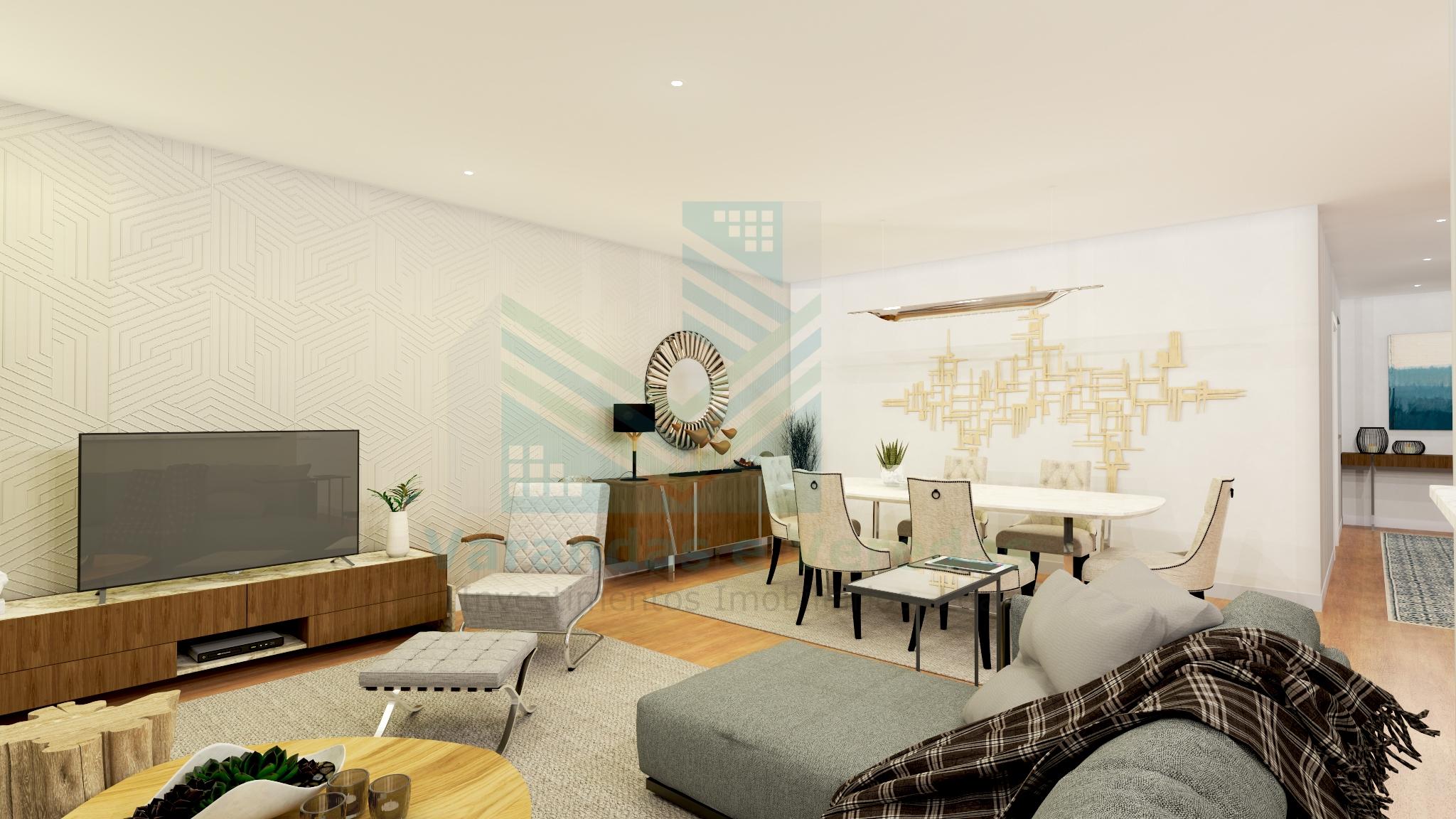 法蒂玛的豪华 2 卧室公寓