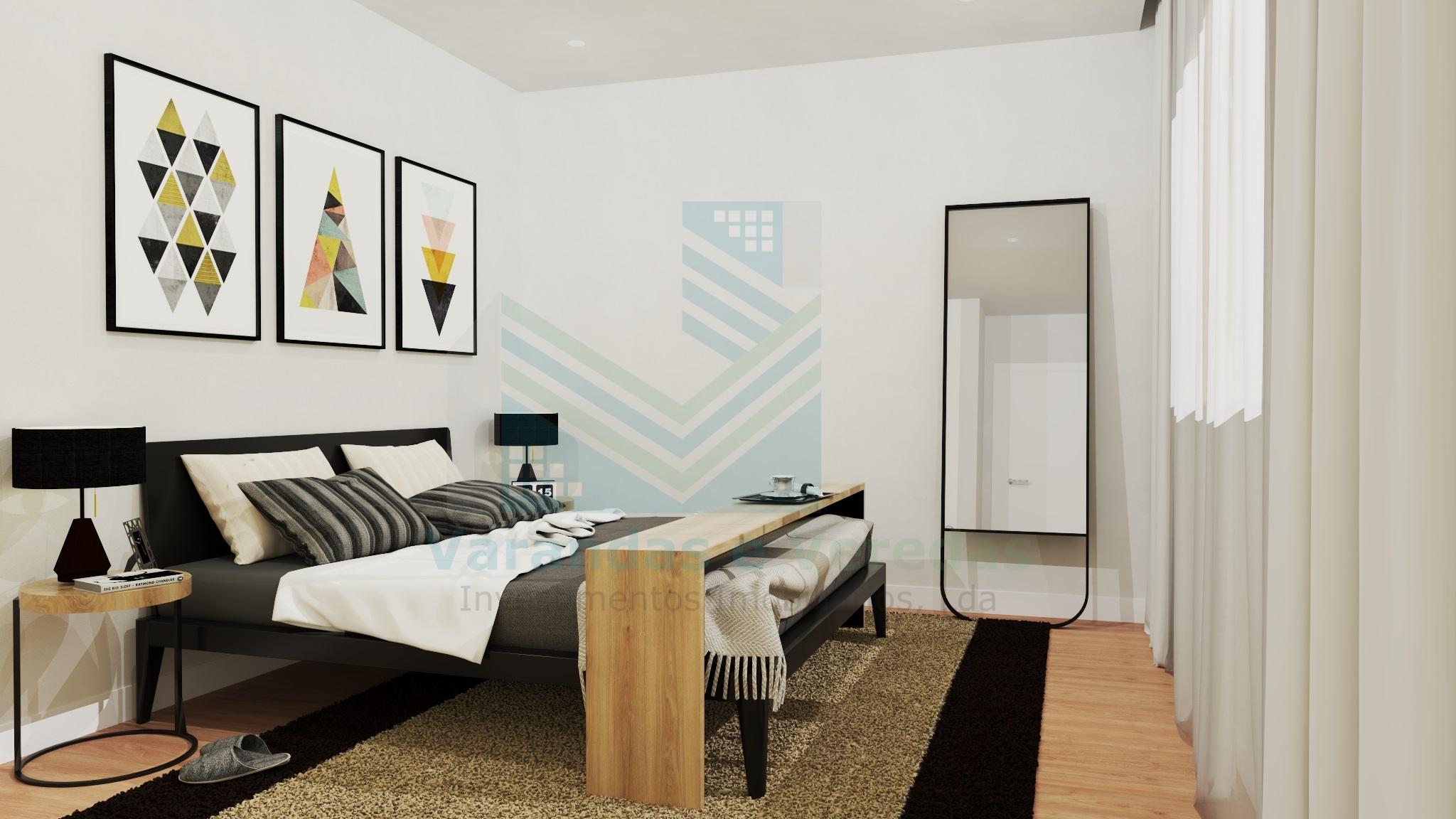 Appartement T2 de luxe Fátima