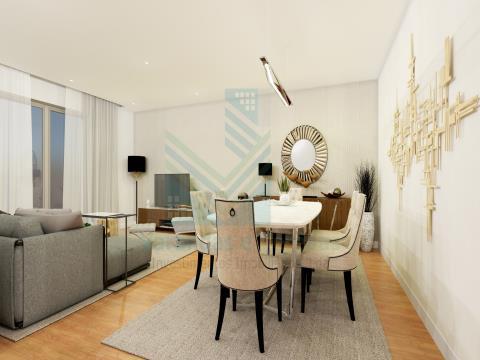 Apartamento T1+1 Duplex de Luxo em Fátima