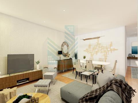 Luxury T2+1 Duplex Apartment  Fátima