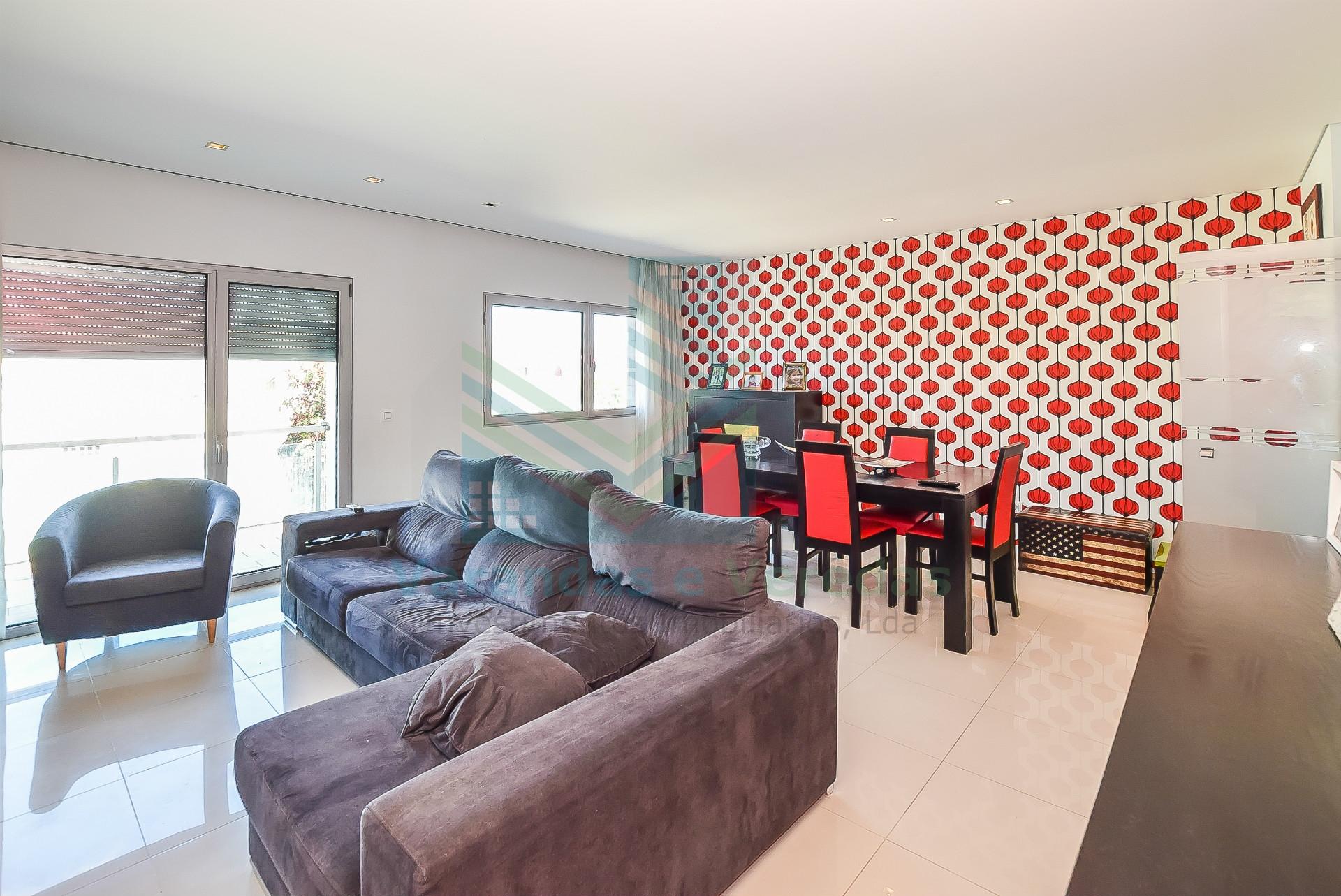 T3 Apartment, São João Baptista, Entroncamento,
