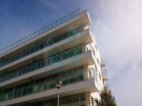 Immeuble de logements dans la copropriété «Foz Beach», dans le centre de Figueira da Foz