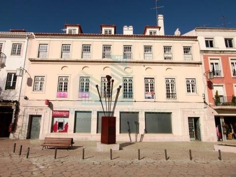 Prédio centro de Alcobaça