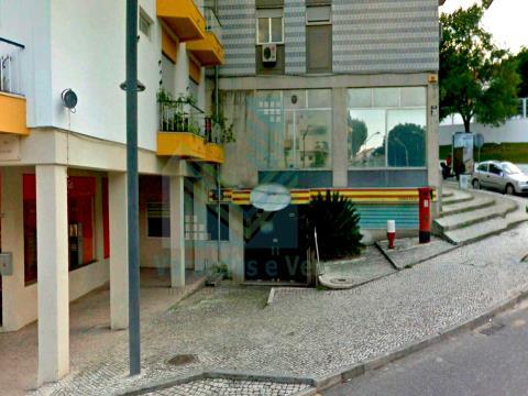 Boutique dans le centre de Torres Novas