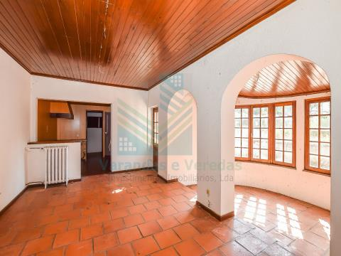 2 bedroom House with patio in Torres Novas