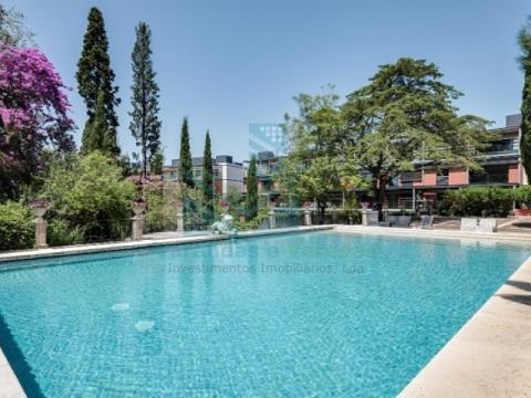 Appartement de luxe de 2 chambres à Lisbonne