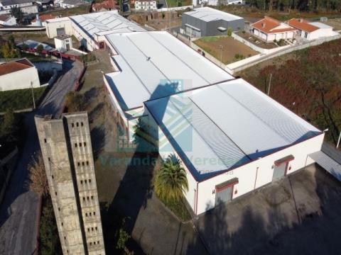 Entrepôt industriel à Vilela (Porto)