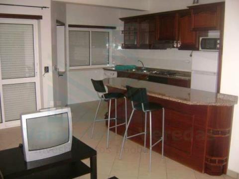 Apartamento T1 com Terraço em Entroncamento
