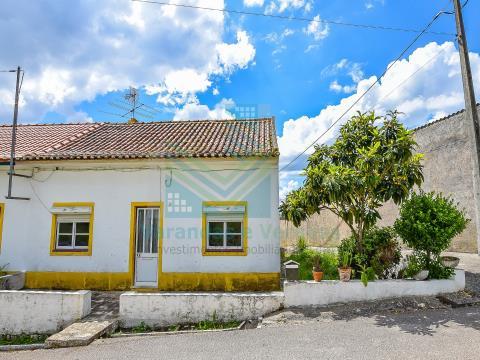 Villa de 2 chambres avec patio à Barroca, Torres Novas