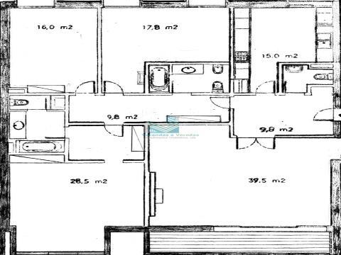 Apartamento T3 Parque das Nações