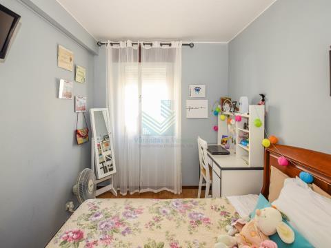 Apartamento T3 perto de escolas - Torres Novas