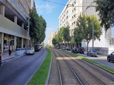 Apartamento T1 Avenida da República