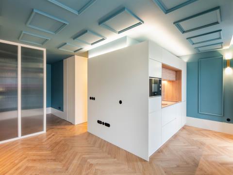 Apartamento T0+1 Ribeira Porto