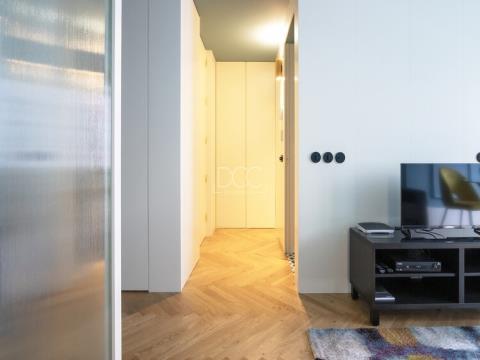 Apartamiento T0+1