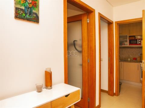 Apartamento T1 Matosinhos Sul