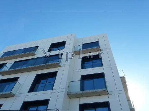 Apartamento T0 NOVO - Porto - Pólo Universitário
