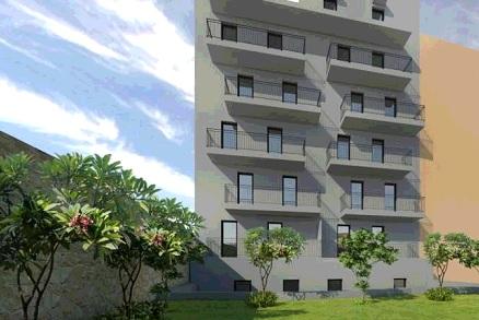 Apartamento T1 K em Leça