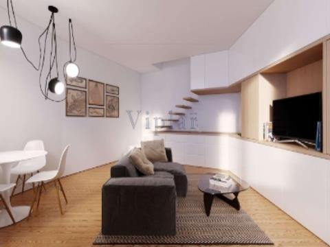 Apartamento T0 no Porto NOVO