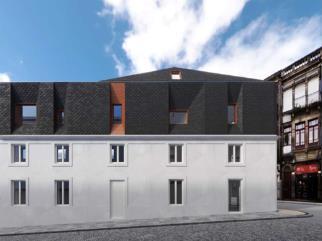 Apartamento T1+1 Duplex no Porto NOVO